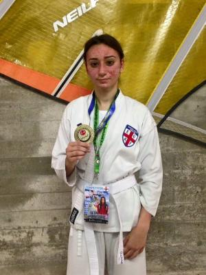 Ruvey - Gold in Kumite